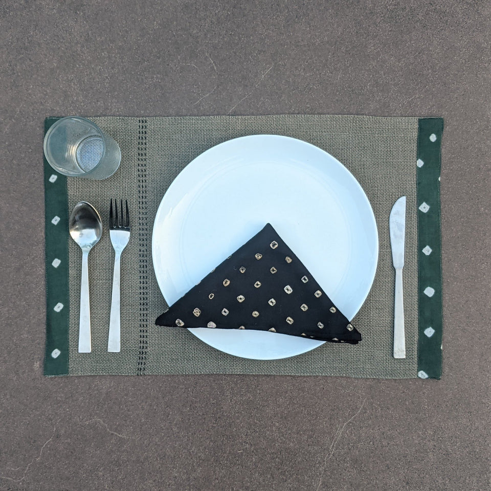 Ayojon Table Set - Gray and Gray