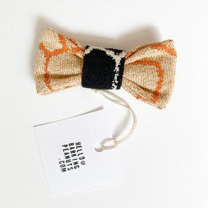 Bow Tie - Orange You Foxy