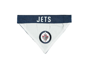 NHL Official Winnipeg Jets - Dog Bandana Reversible