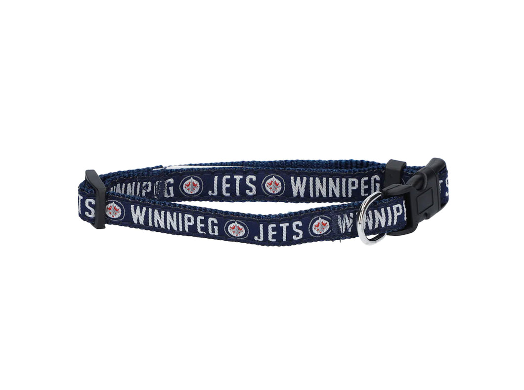 NHL Official Winnipeg Jets - Dog Collar