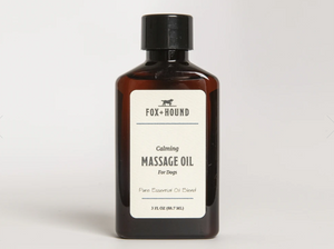 Calming Massage Oil