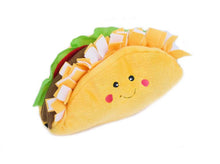 Load image into Gallery viewer, Dog Toy NomNomz Taco
