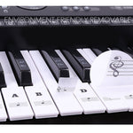 Ultimate Piano Key Stickers