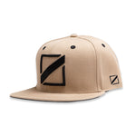 MF - FLAT DARK EARTH SNAPBACK