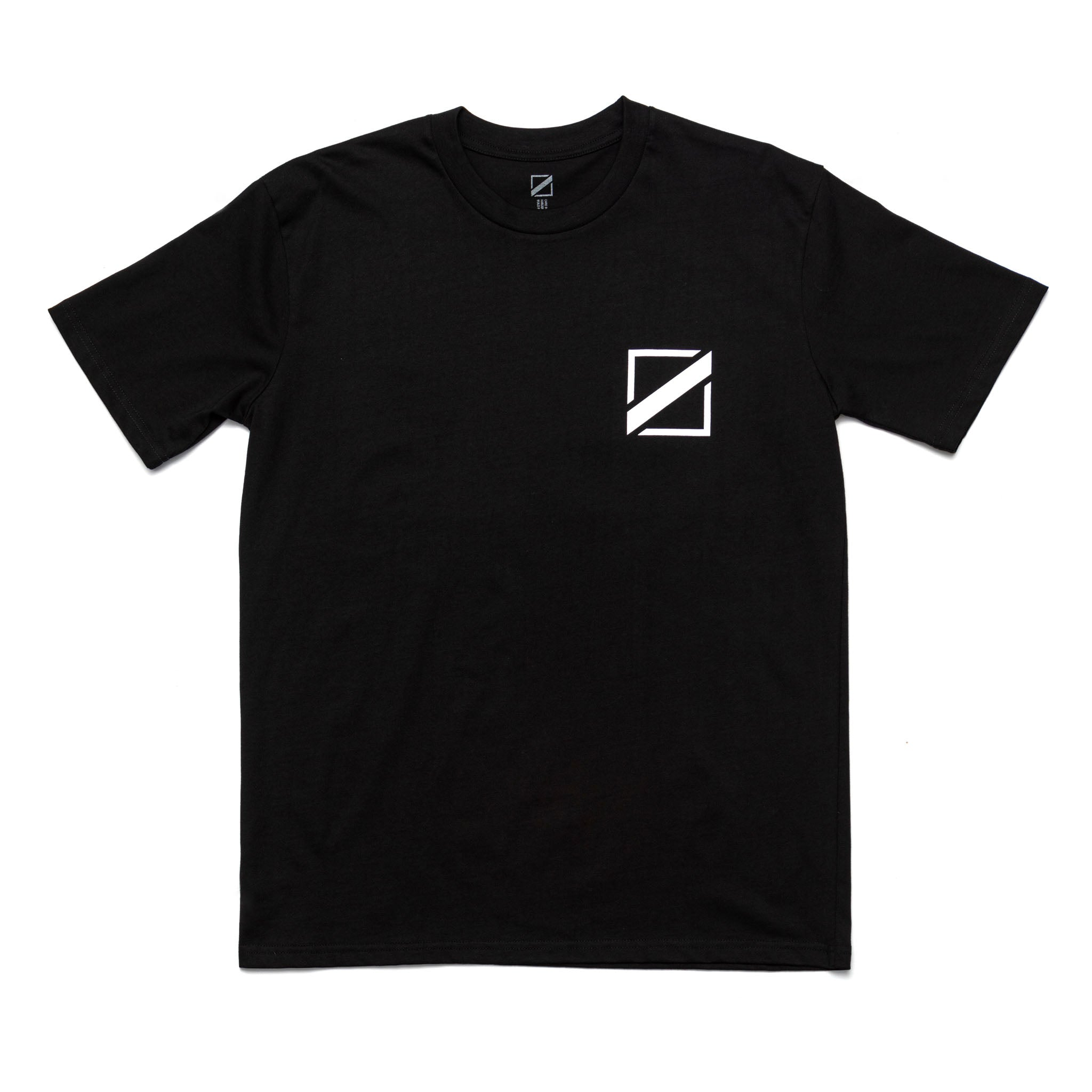 MF - NOBODY TEE (BLACK)