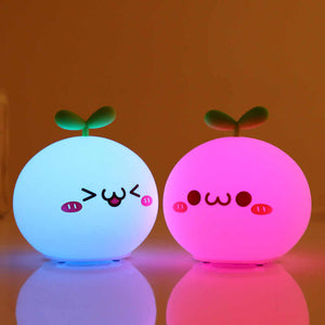 Kawaii Night Lamp USB Multicolor - Cute LED Light - Best Kawaii Shop