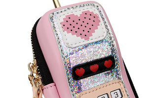 Harajuku Retro Phone Handbag Kawaii Clutch or Purse - Best Kawaii Shop