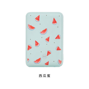 10000mAh dual USB Kawaii Mini Power Banks Fruity and Animal Pattern External Battery - Best Kawaii Shop