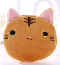 Load image into Gallery viewer, Plush Neko Zion Coin Purse Kawaii Wallet - Best Kawaii Shop