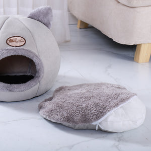 Plushy Kawaii Sleeping Cave for your Pet - Best Kawaii Shop