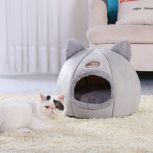 Load image into Gallery viewer, Plushy Kawaii Sleeping Cave for your Pet - Best Kawaii Shop