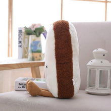 Load image into Gallery viewer, Super Cute Kawaii Plushy Toast Bread Pillow - Best Kawaii Shop