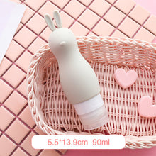 Load image into Gallery viewer, Kawaii Minimal 90 ml Travel Bottle Cosmetic Container - Best Kawaii Shop