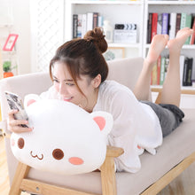 Load image into Gallery viewer, Kawaii Lying Cat Plush - Stuffed Cute Cat Pillow - Best Kawaii Shop