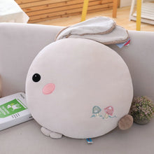 Load image into Gallery viewer, Super Soft Round Rabbit Hug Pillow - Best Kawaii Shop