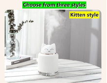 Load image into Gallery viewer, Mini Kawaii Pet Humidifier and Night Lamp  - Cute Oil Diffuser - Best Kawaii Shop