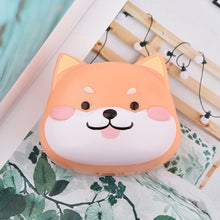 Load image into Gallery viewer, Cute Corgi Contact Lens Case Kawaii Contact Lens Holder - Best Kawaii Shop