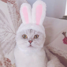 Load image into Gallery viewer, Pet Bunny Ear Hat - Kawaii Cosplay for Your Pet - Best Kawaii Shop