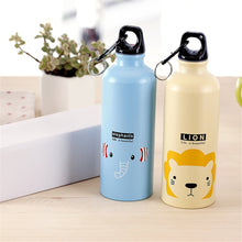 Load image into Gallery viewer, 500ml  Cute Water Bottle - Kawaii Animal Collection - Best Kawaii Shop