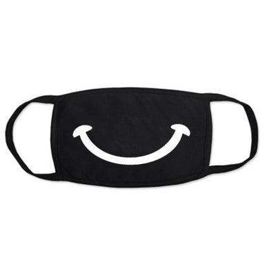 Kawaii Ant-dust Mask Kpop Mask Medical Mask Black Cotton Mask Anti-Pollution Masque - Best Kawaii Shop