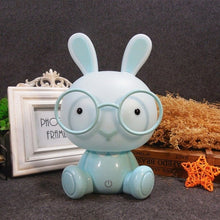 Load image into Gallery viewer, Kawaii Bunny LED Night Lamp Rabbit Bedside Home Decor - Best Kawaii Shop