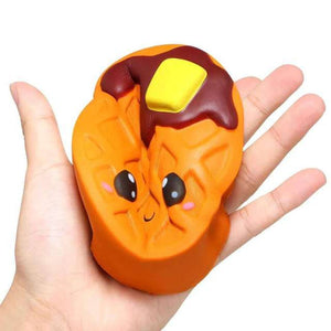 Squishy Stress Relieve Jumbo Cheese/ Chocolate Biscuit Soft Squeeze Sponges - Best Kawaii Shop