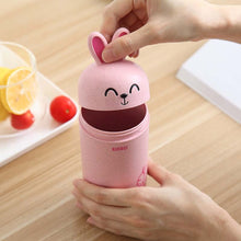 Load image into Gallery viewer, Eco friendly Kawaii Anime Bunny Water Bottle - Best Kawaii Shop