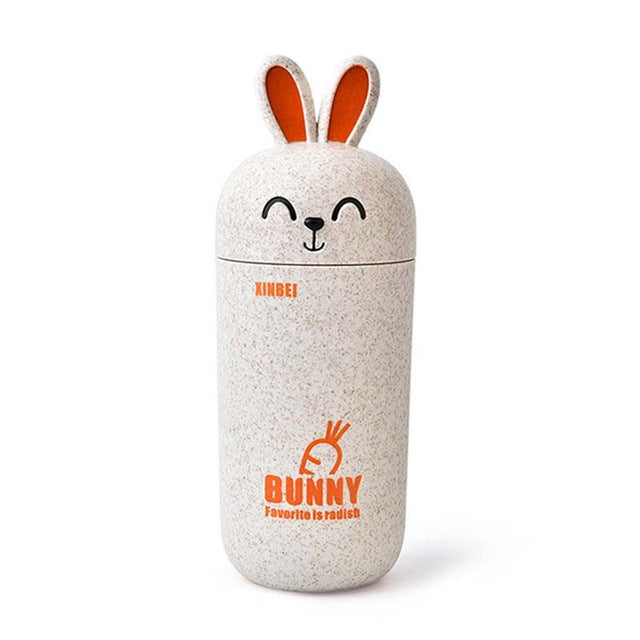 Eco friendly Kawaii Anime Bunny Water Bottle - Best Kawaii Shop