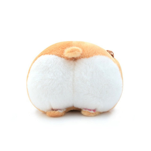 Chi Kawaii Plushy Cat Ass Coin Purse & Crossbody Bag - Best Kawaii Shop