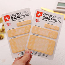 Load image into Gallery viewer, Funny Aid Memo Pad Sticky Note Kawaii Stationery - Best Kawaii Shop
