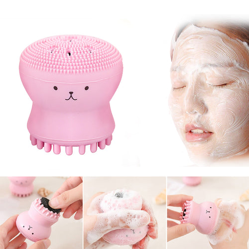 Kawaii Facial Deep Cleaning Massage Brush - Best Kawaii Shop