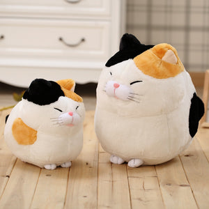 Kawaii Babushka Cat Plush Toy - Best Kawaii Shop