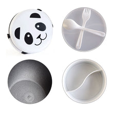 Load image into Gallery viewer, Kawaii Panda Lunch Bento Box Cute Food Container - Best Kawaii Shop