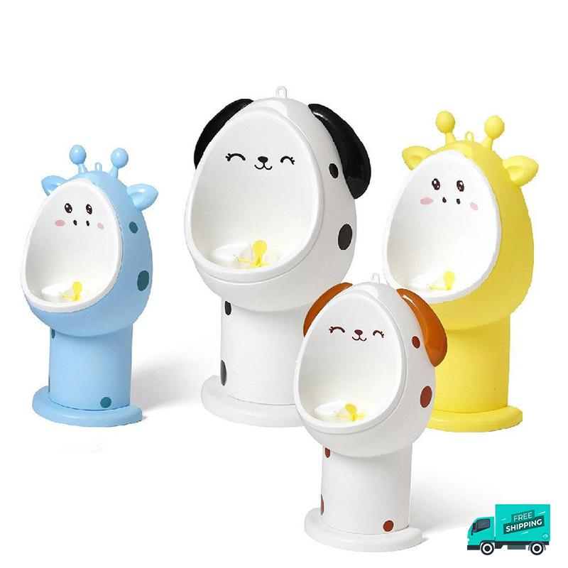 Animal Potty Toilet Urinal Training showing different designs available