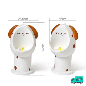 Animal Potty Toilet Urinal Training with dimensions
