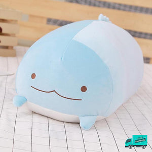 Animals Stuffed Soft Pillow Whale