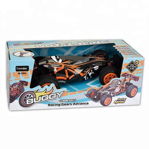 Radio Controlled High quality RC racing car toy and fast speed in box packaging