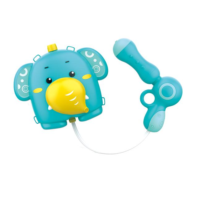 Elephant water gun fun toy with squirting water