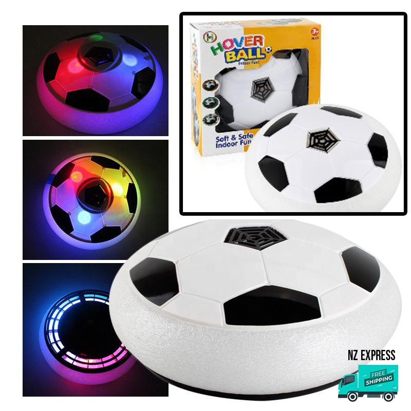 Fun indoor hover ball toy with lights My Toy Hub