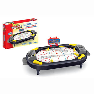 Fun ice hockey game toy for 2 players
