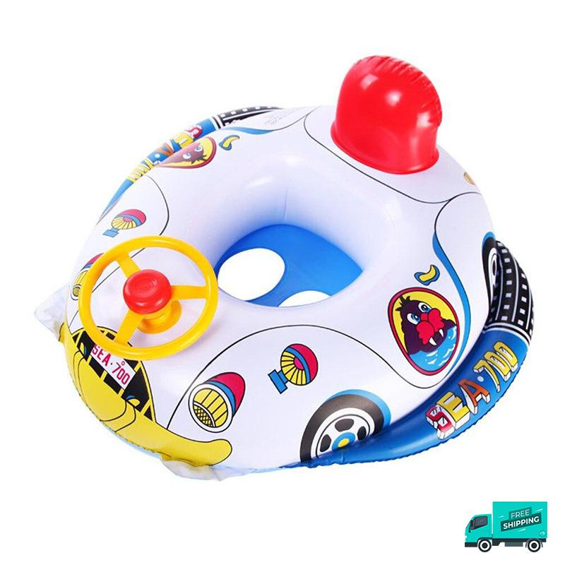 Inflatable Kids Ring Car Design My Toy Hub