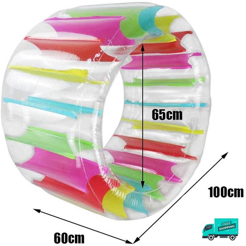 Inflatable Water Wheel My Toy Hub Water Wheel dimensions