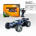 Radio Controlled Super fast RC racing car