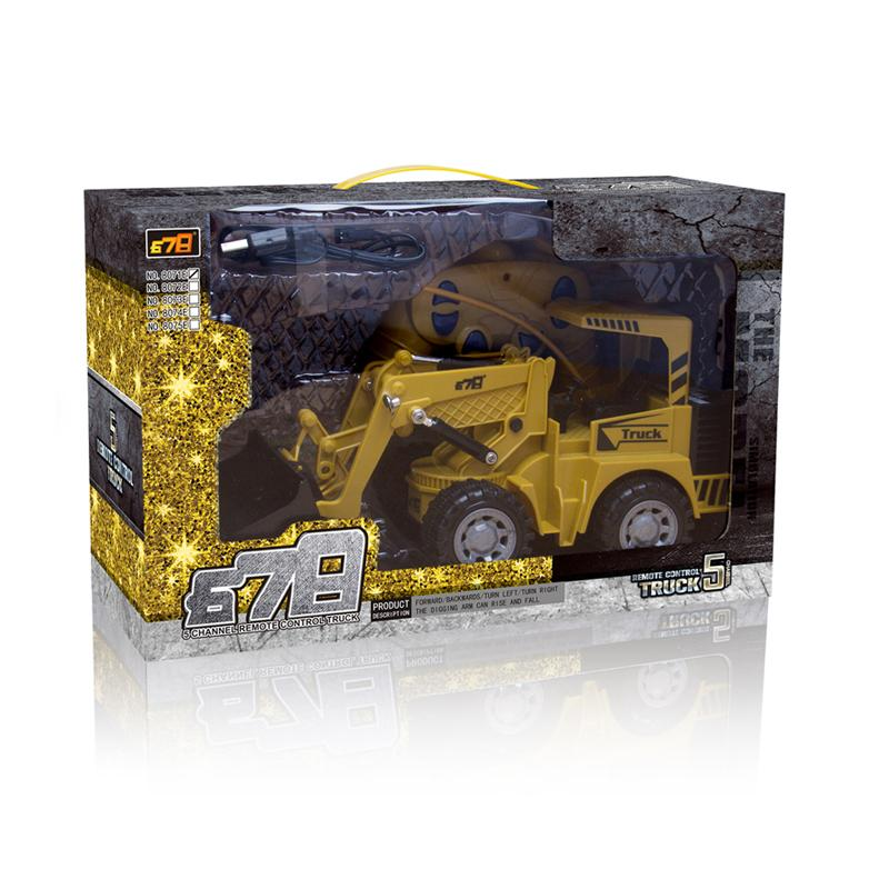 Remote Control RC Construction Trucks RC toys My Toy Hub