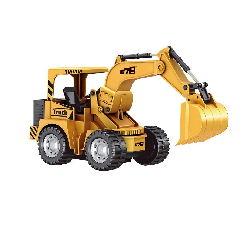 Remote Control RC Excavator Truck Toy