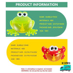 Animal bubble bath toys product information