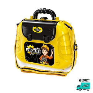 Sling bag service power tools pretend play toy