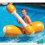 Boy with Water Sports Bumper Toy My Toy Hub