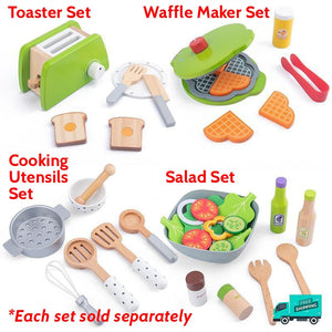 Wooden Cooking Kitchen Set collection