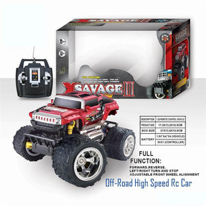 Radio Controlled RC monster truck toy